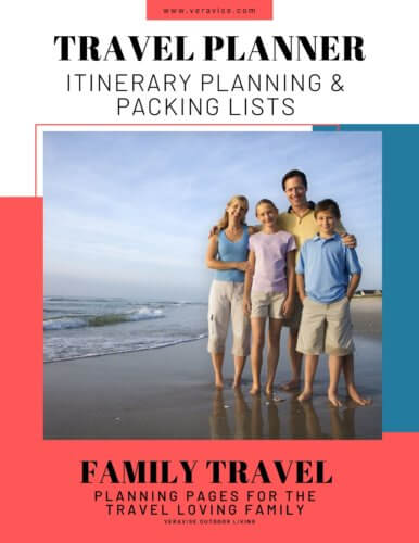 FREE Family Travel Planner