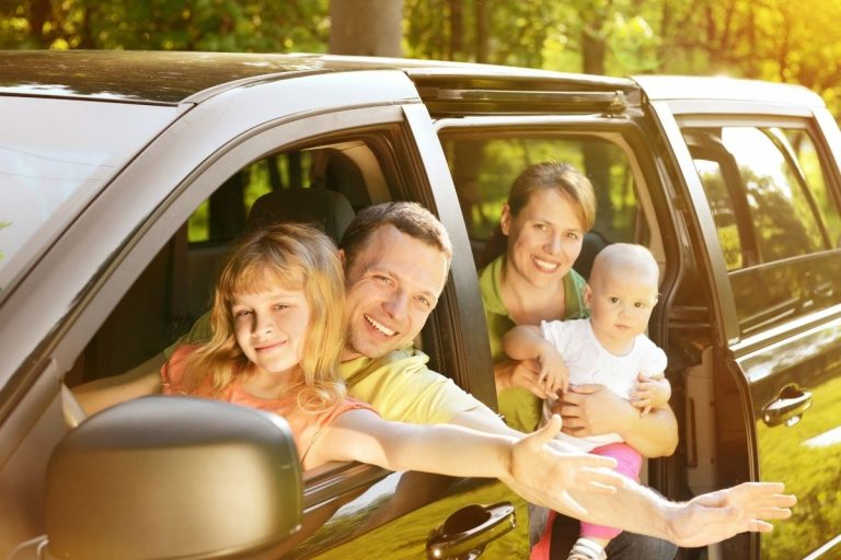 How To Prepare For A Family Road Trip With Kids