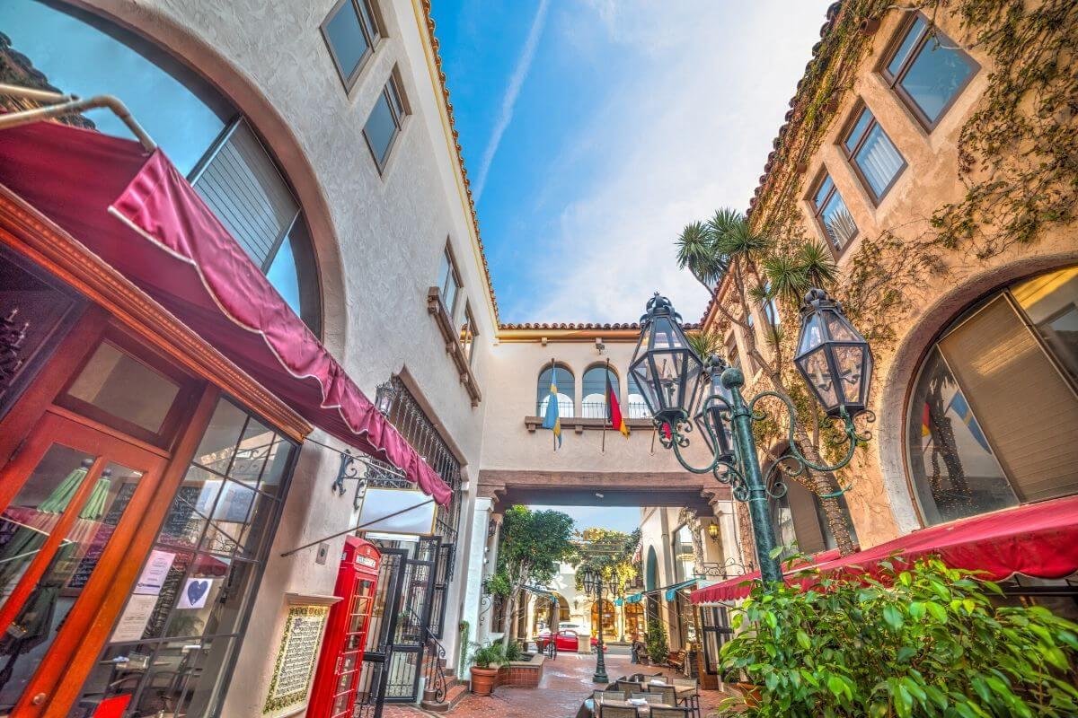 Santa Barbara Town