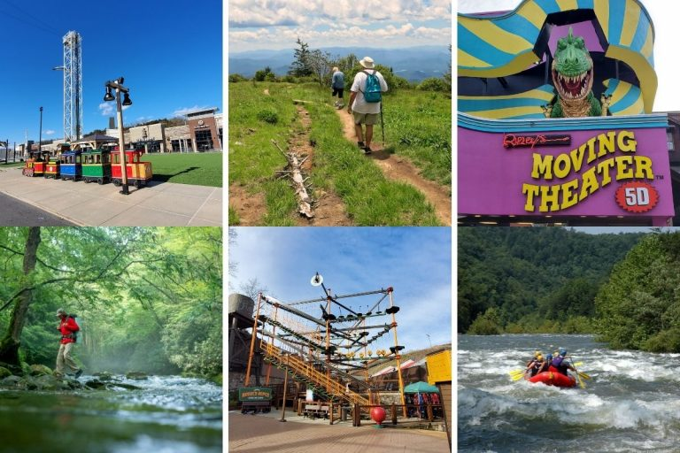 125+ Amazing Things To Do in the Smoky Mountains!