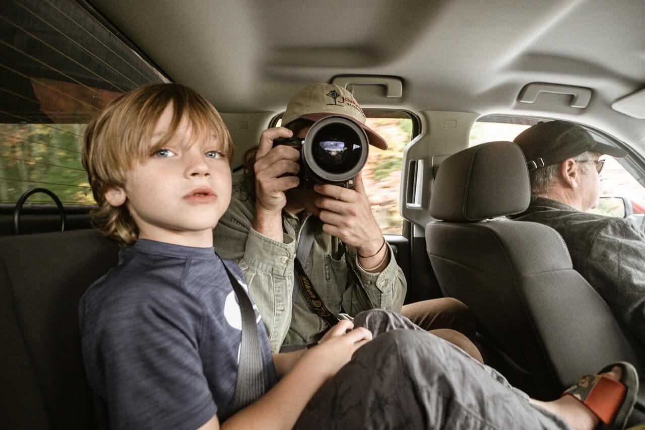 road trip boy