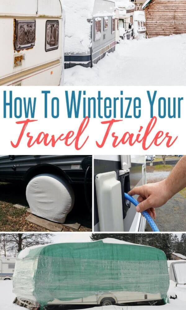 how to winterize your rv camper