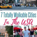 United States Walkable Cities