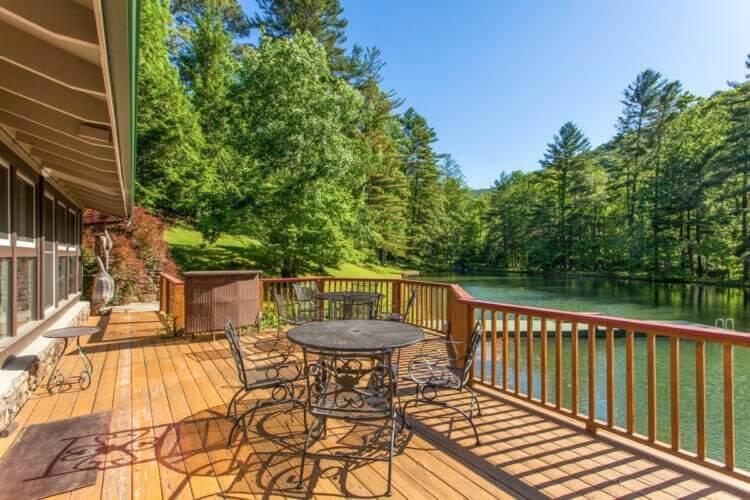Asheville NC cabin
