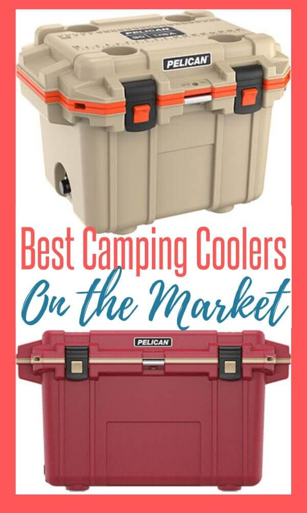 camping coolers