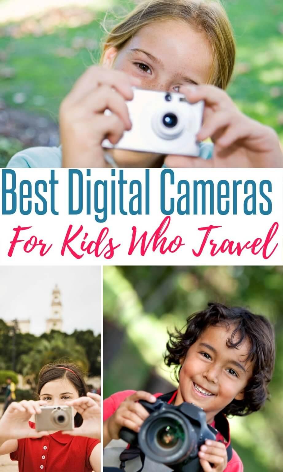 best kids cameras
