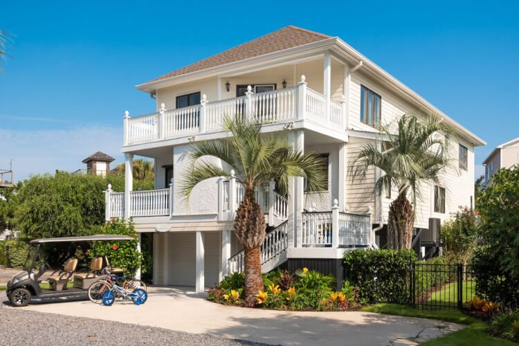 Isle of Palms Vacation Home