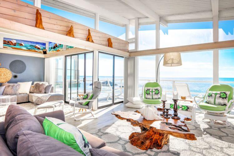 Malibu California Home Rental
