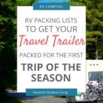 RV Packing Lists