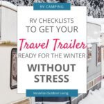 winterizing rv checklists