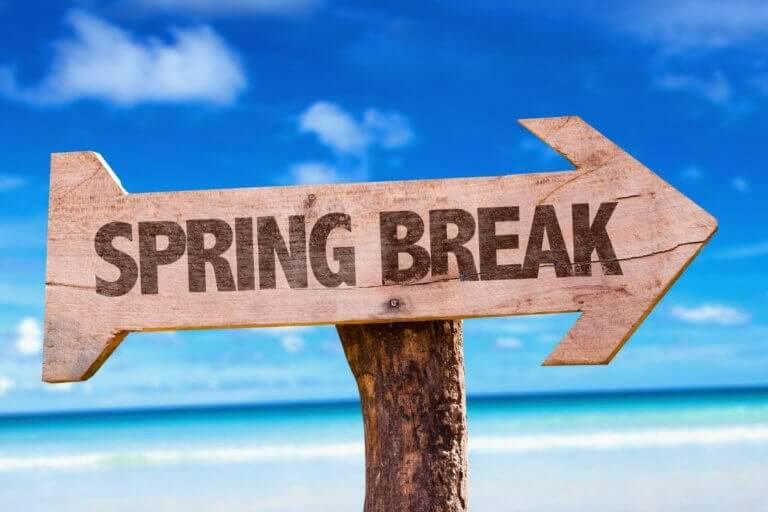 Spring Break Family Vacations