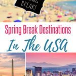 Spring Break Destinations in the USA For Families