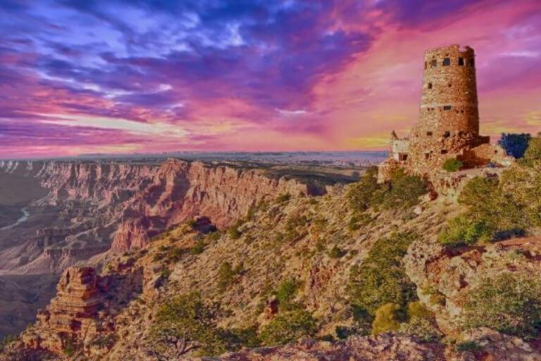 Travel to Arizona in May