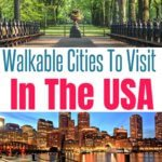 walkable United States cities