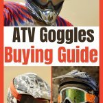 atv goggles buying guide