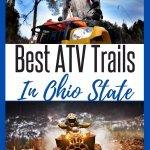 Best ATV trails in Ohio