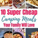 Budget Friendly Camping Food