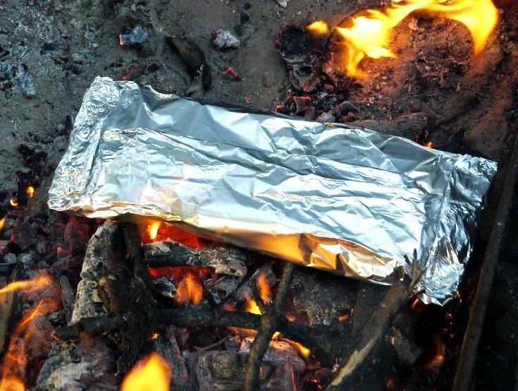 Campfire Foil Stew