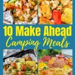 make ahead foil packet meals for camping