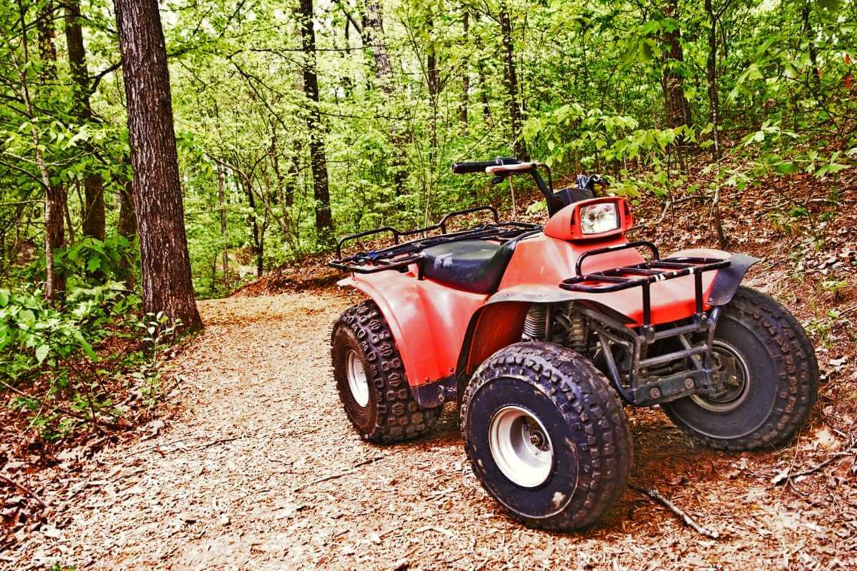 atv rentals in ohio