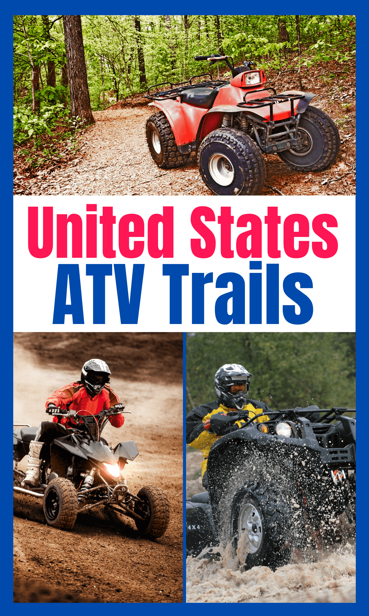 ATV Trails Near Me