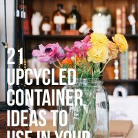 21 Upcycled Container Ideas for Container Gardens