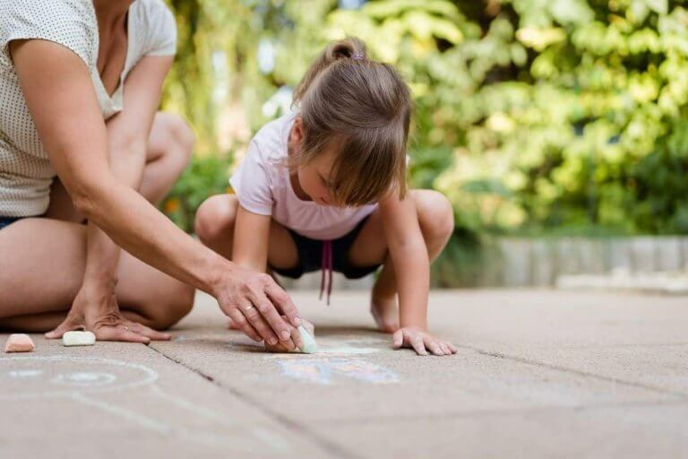 outdoor games for kids you can do yourself