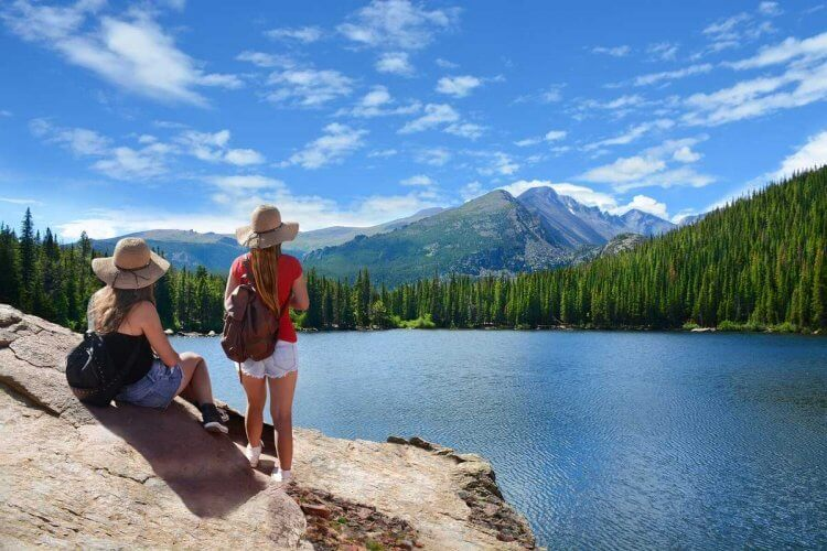 best usa travel destinations in july