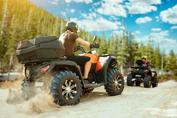 ATV camping accessories
