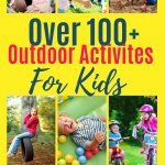 activities to get the kids outside