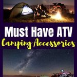 ATV Camping Gear