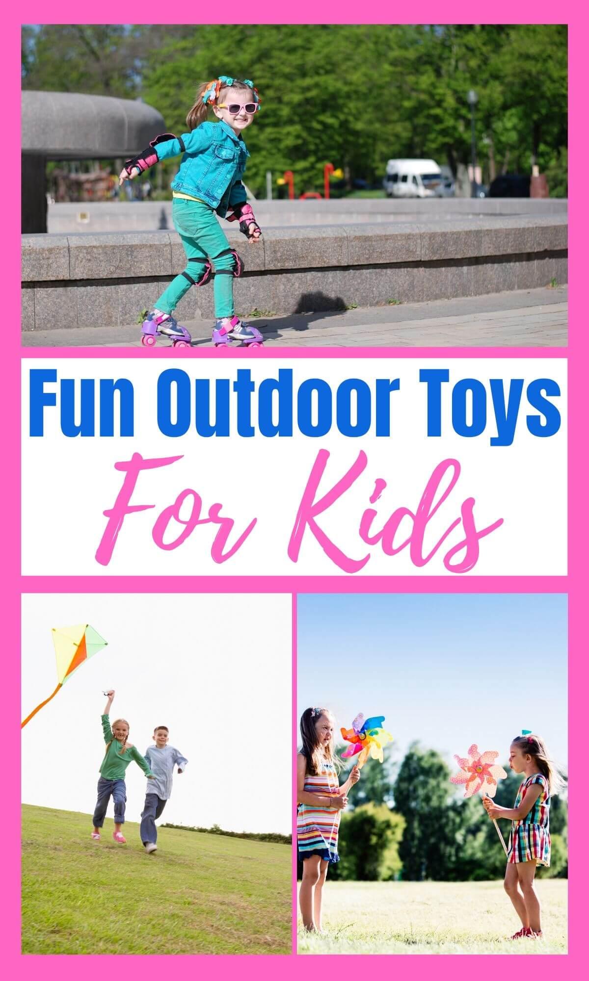 amazon outdoor toys