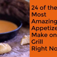 Amazing Grilled Appetizers for your next BBQ!