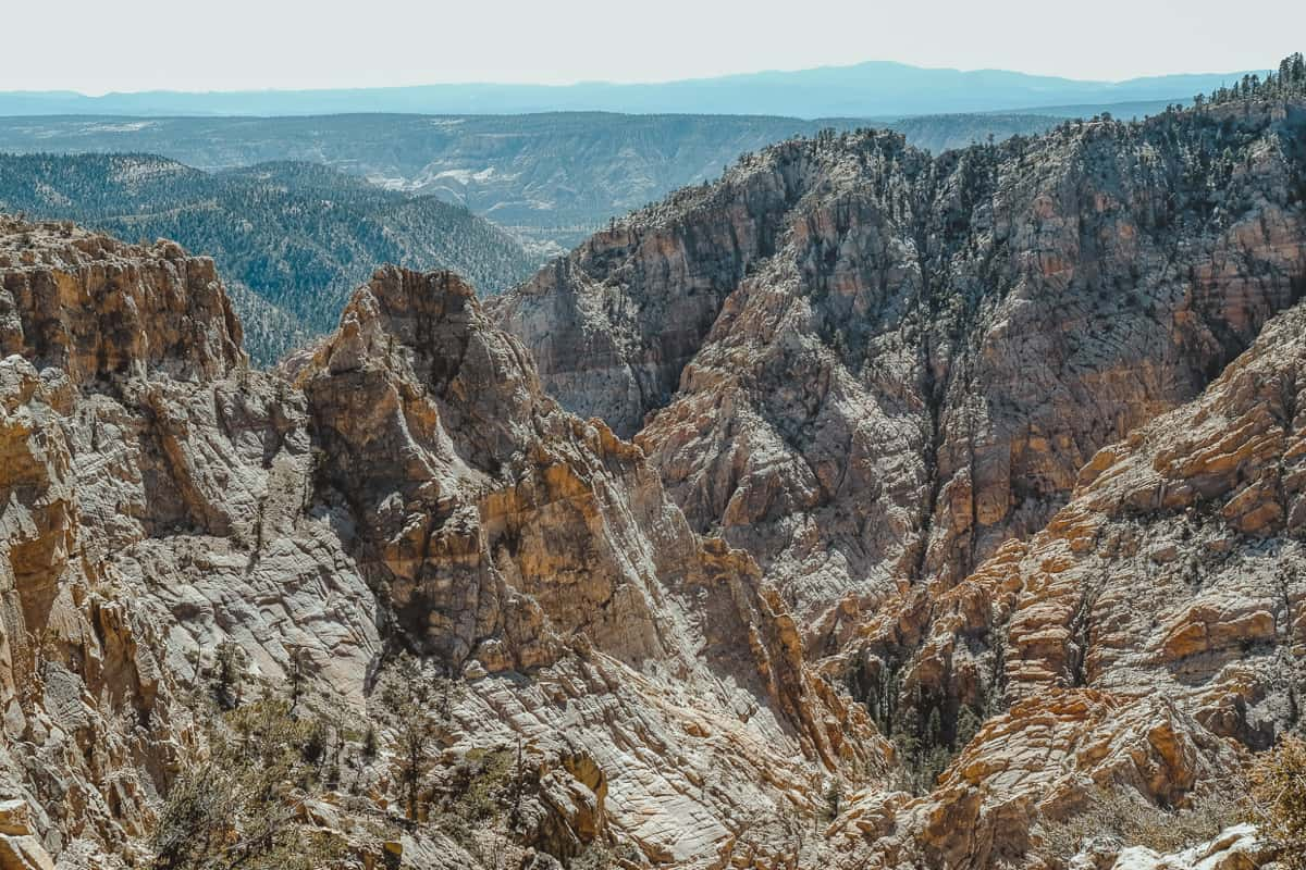 best place to travel in the us in august- boulder utah