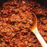 Easy Low Carb and Keto Chili without Beans