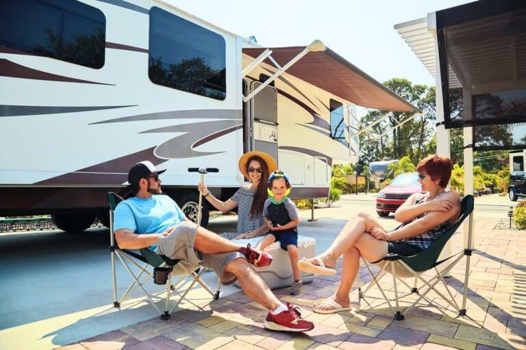 Free RV Camping course