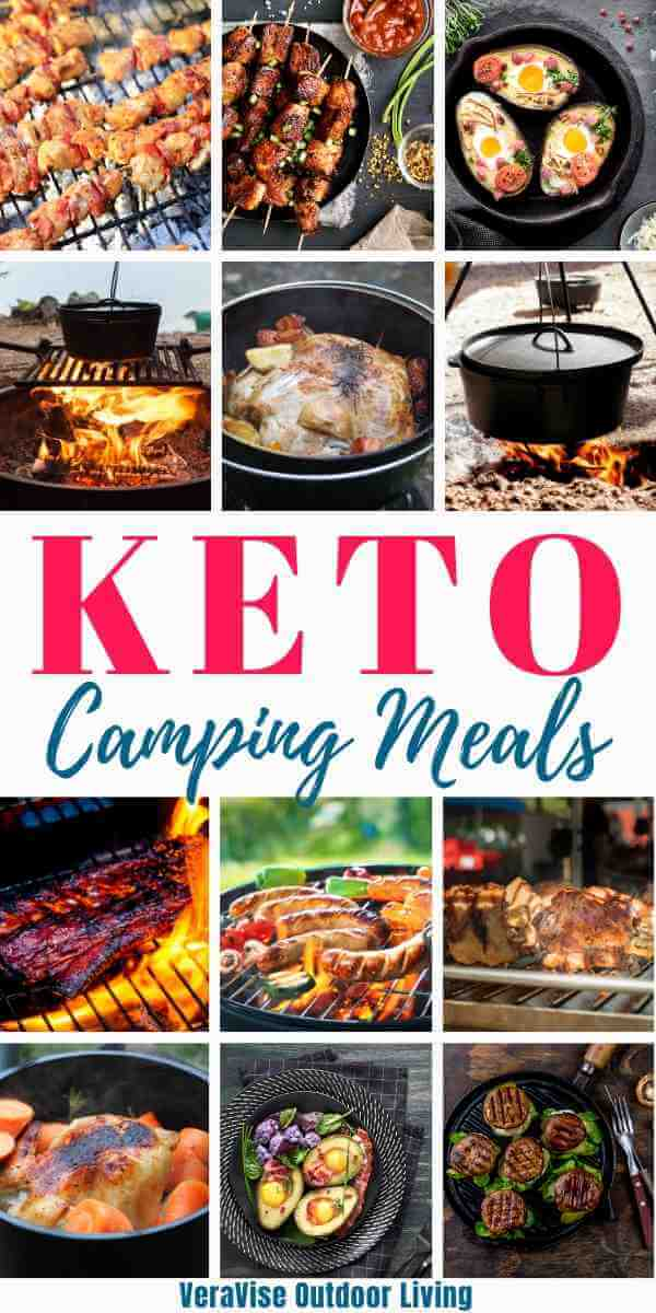 20 Keto Camping Meals To The Rescue So You Don T Have To Cheat