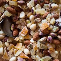 Healthy Road Trip Snack Ideas: Totally Tropical Trail Mix Recipe