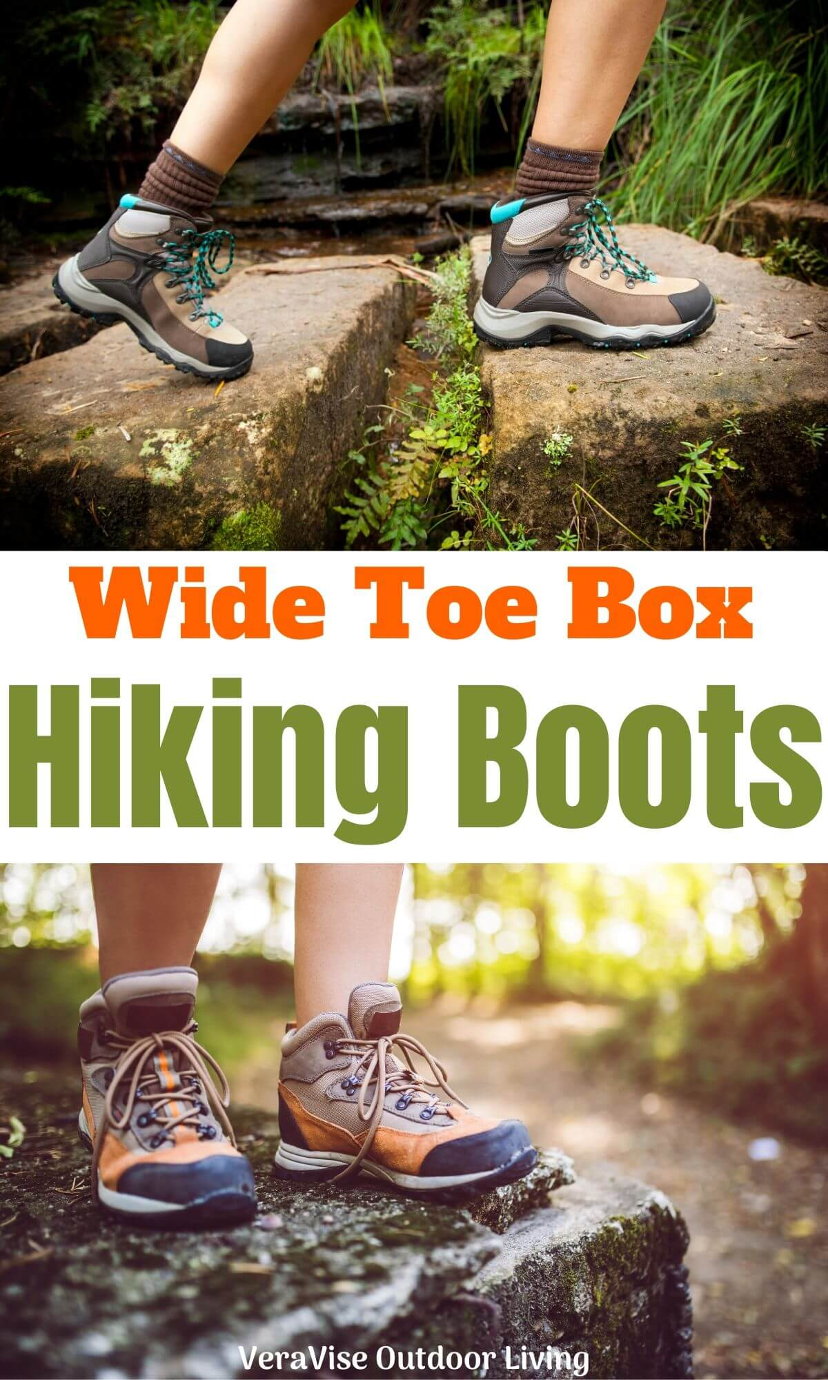 wide toe box hiking boots