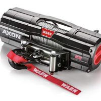 Premium Winch: WARN 101155 AXON 55 Powersports Winch