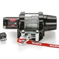 Standard Winch: WARN 101025 VRX 25 Powersports Winch