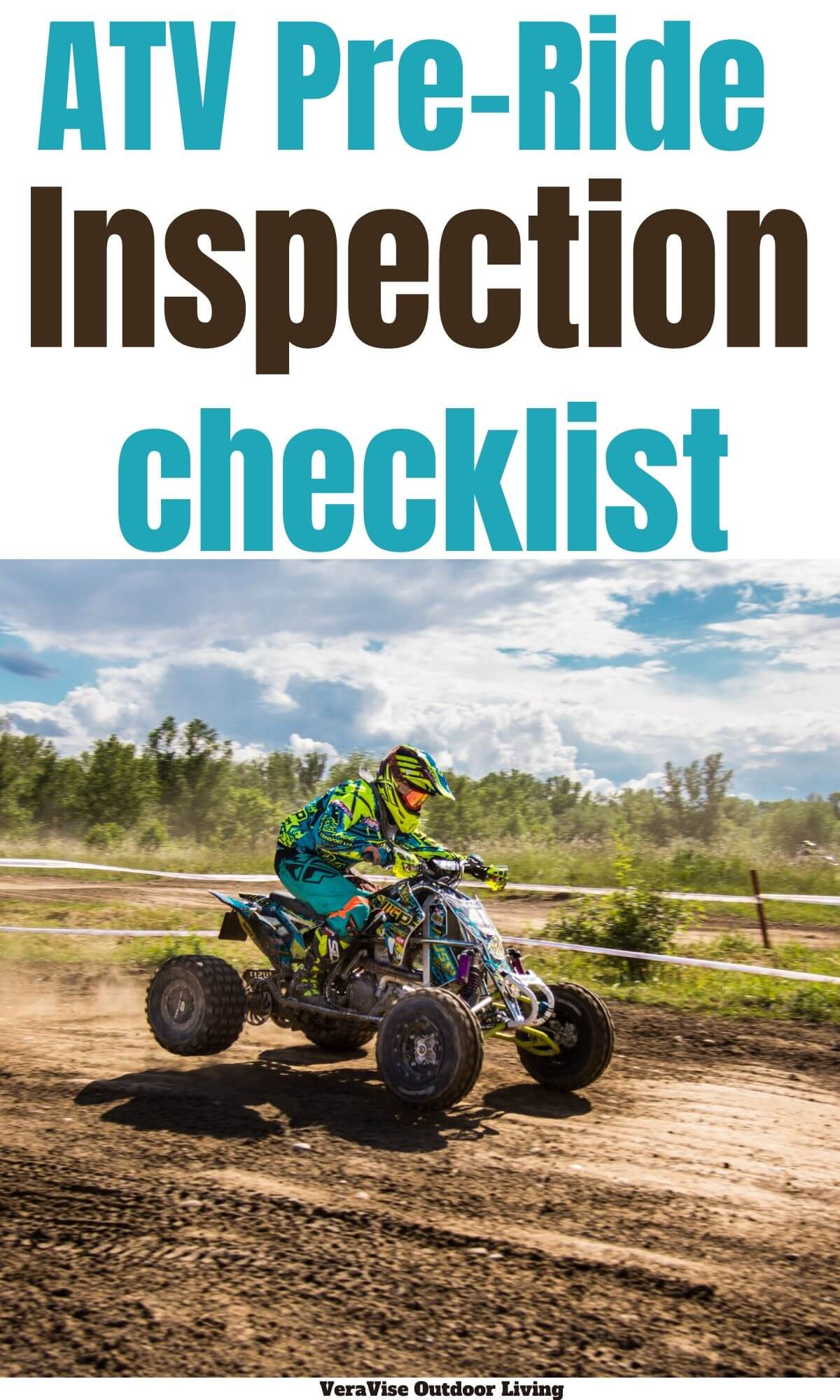 atv checklist