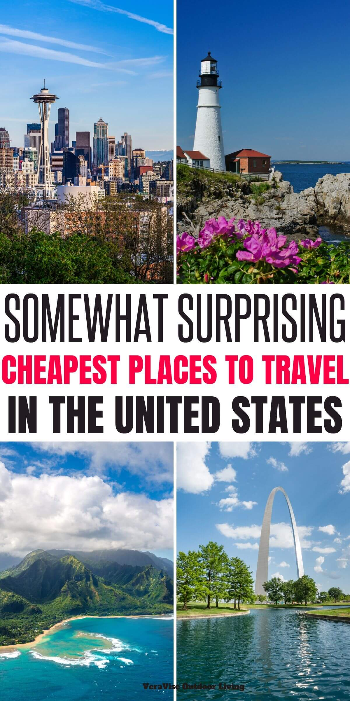 Cheap Family Vacations In The US some may surprise you