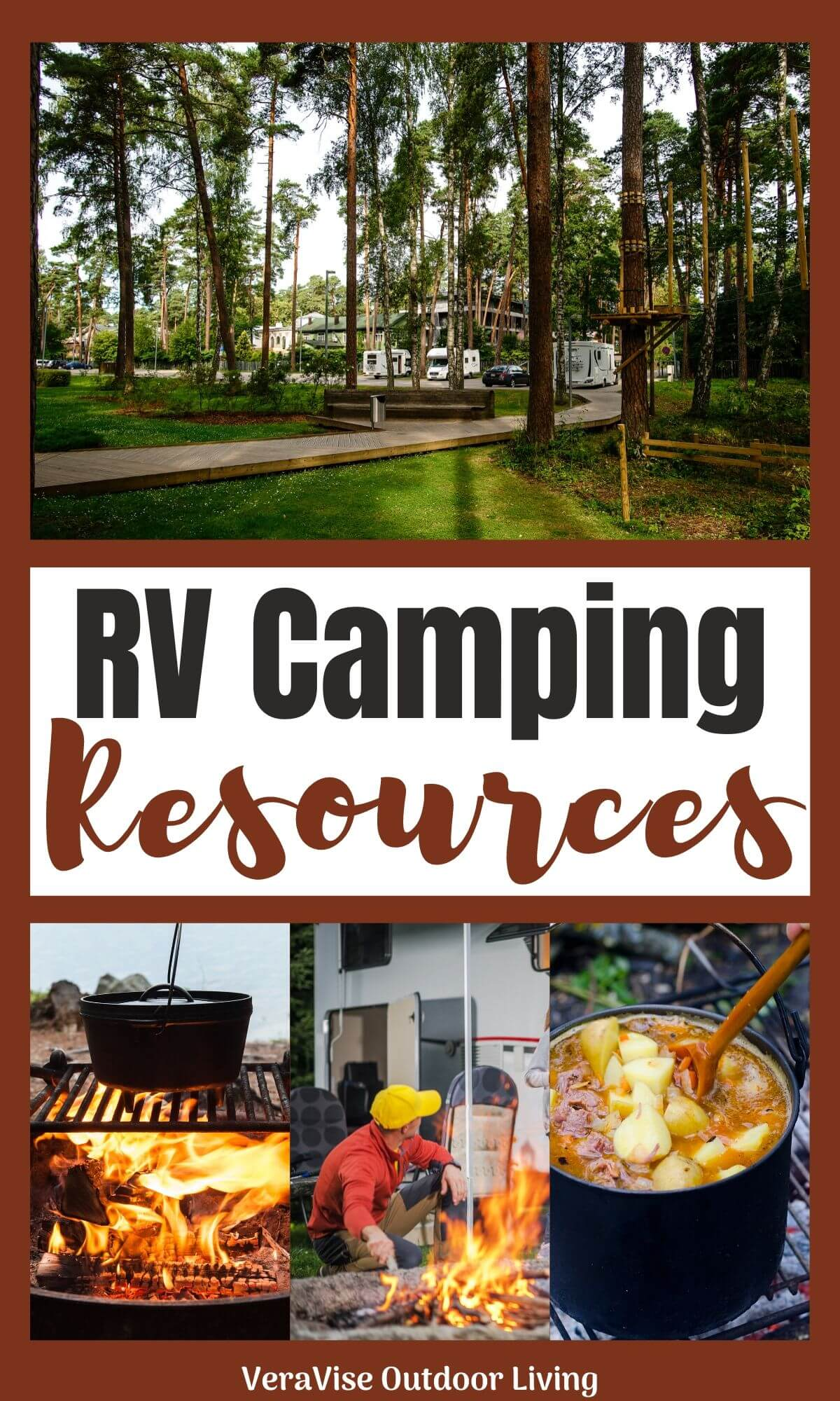 RV camping resources