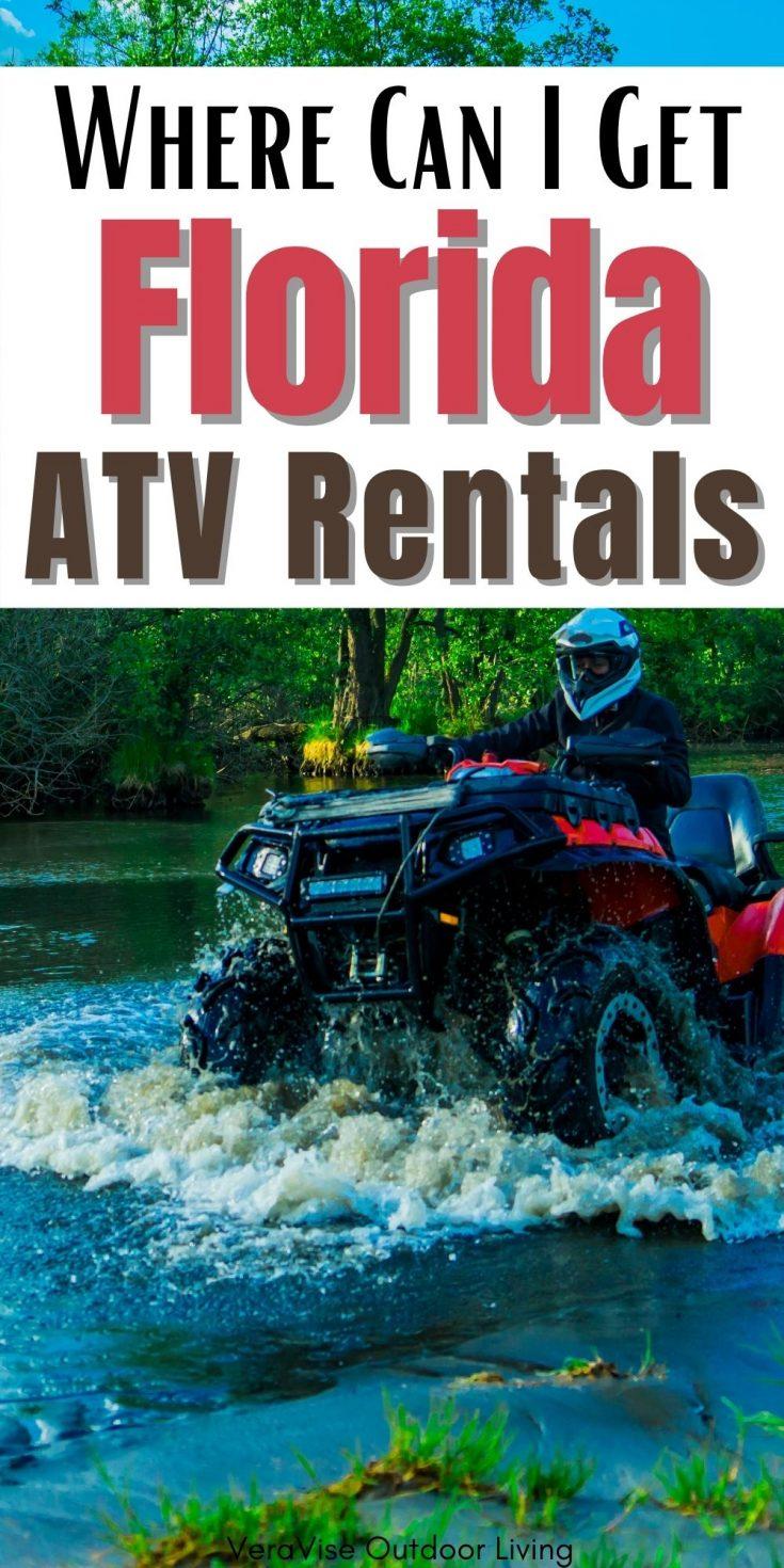 ATV rentals Florida