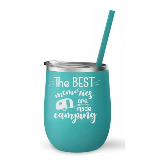 Camping Cup from Personal Memories Inc