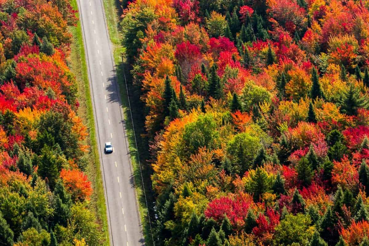Best Places to Travel in the US in September