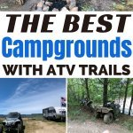 camping with your ATV