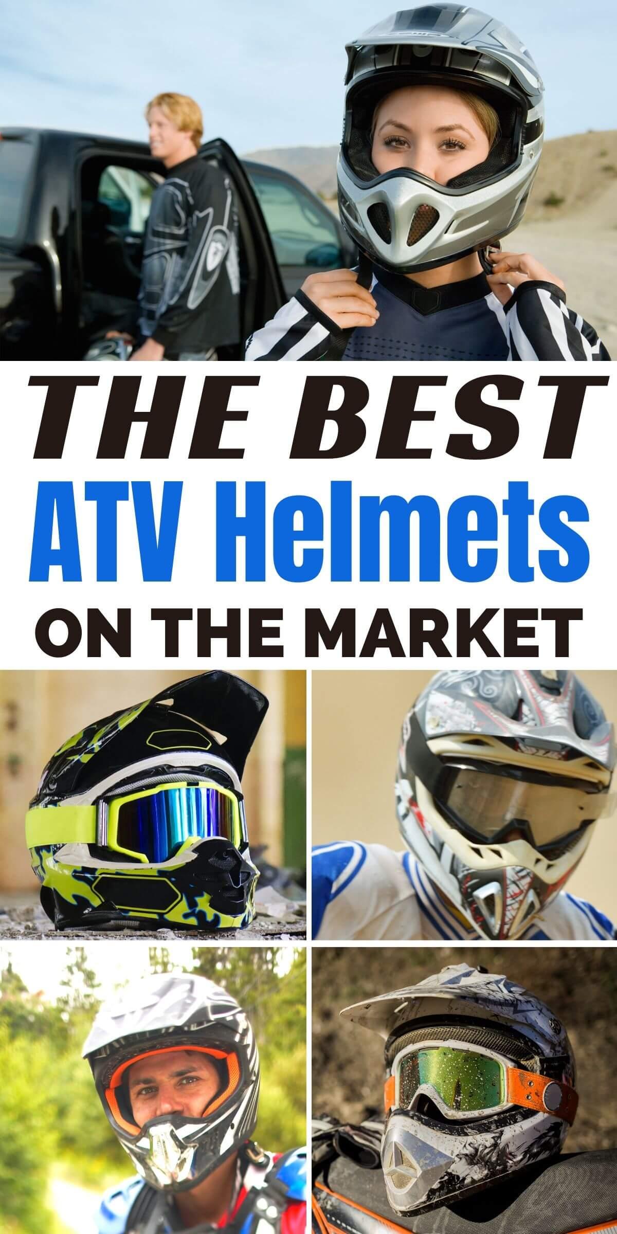 Best ATV Helmets on the Market