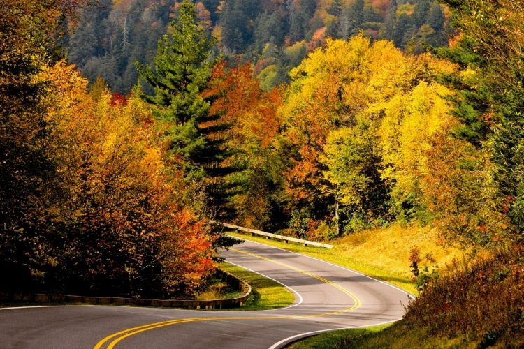 Best places to travel in the U.S. In October